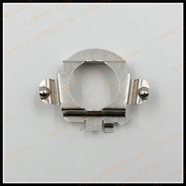 H7 Headlight Bulb Socket : Mercedes h led car headlight socket lamp holder